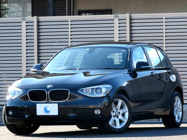 BMW 116i ワンオーナー 禁煙車 アイドリングストップ