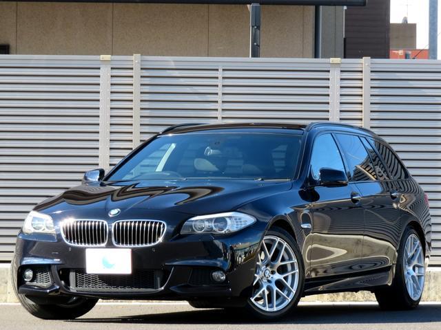BMW 523iツーリング Mスポーツパッケージ 19インチAW