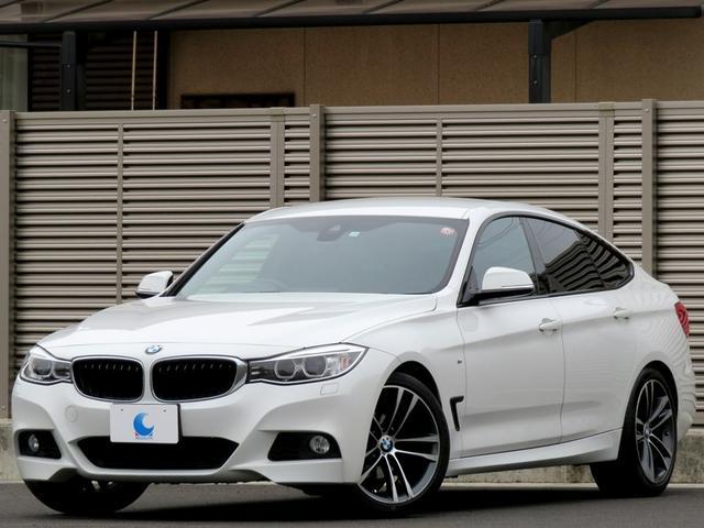 BMW 320iグランツーリスモ Mスポーツ 黒革シート 禁煙車
