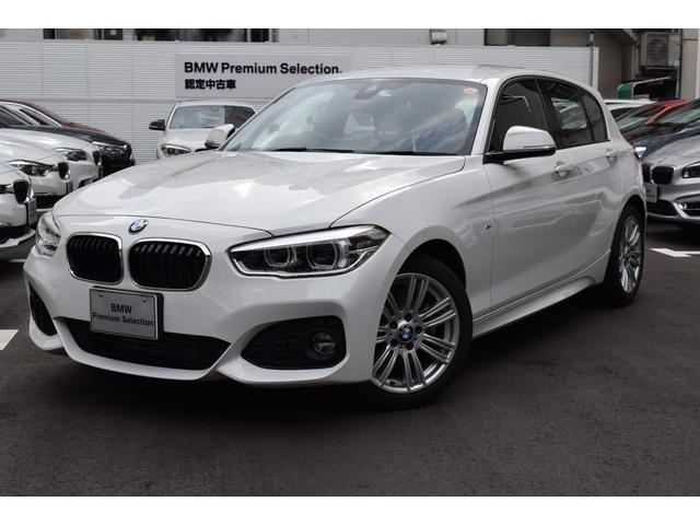 BMW 118i Mスポーツ Bカメラ HDDナビ 全国2年保証付