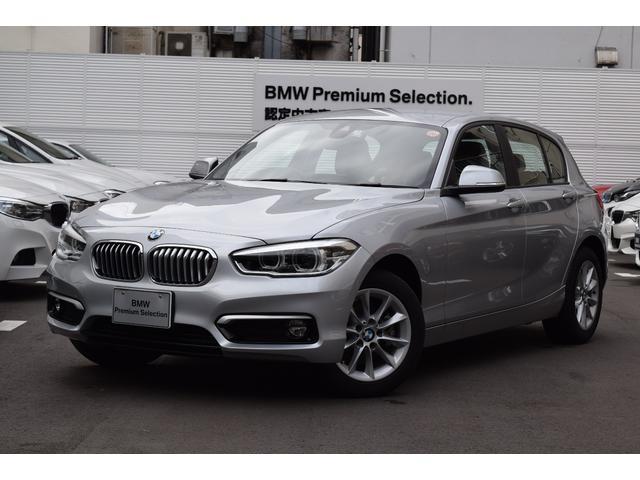 BMW 118d スタイル デモカー コンフォートP パーキングP