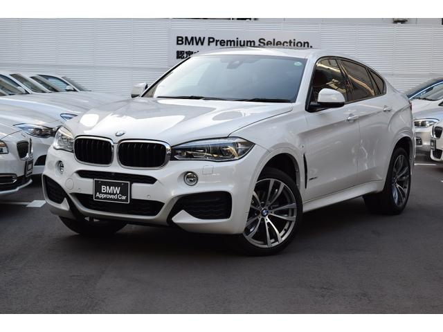 BMW xDrive 35i Mスポーツ 赤レザー 1オナ禁煙