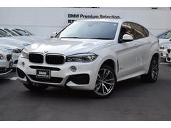 BMW X6xDrive 35i Mスポーツ 赤レザー 1オナ禁煙
