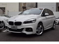 BMW218iグランツアラーMスポーツ セーフティPコンフォートP