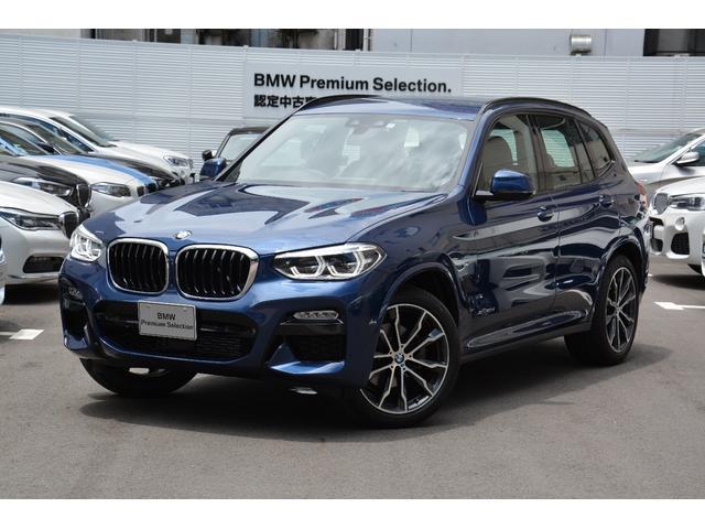 BMW xDrive 20d Mスポーツ 元デモカー 20インチAW