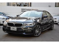 BMW523d Mスポーツ デモカー LEDヘッドライト