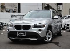 BMW X1sDrive 18i ハイラインPKG 1オナ 黒革 禁煙車