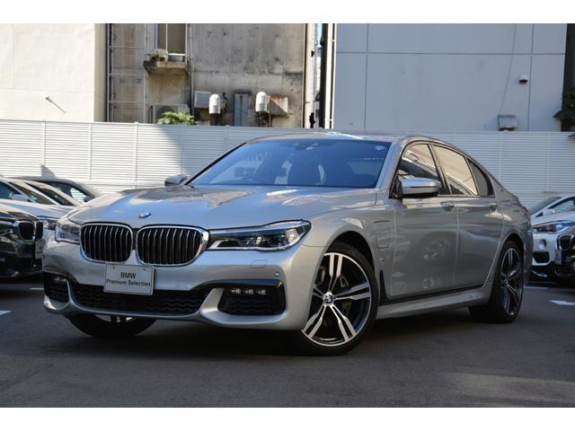 BMW 740eアイパフォーマンス Mスポーツ 弊社デモカー モカ革