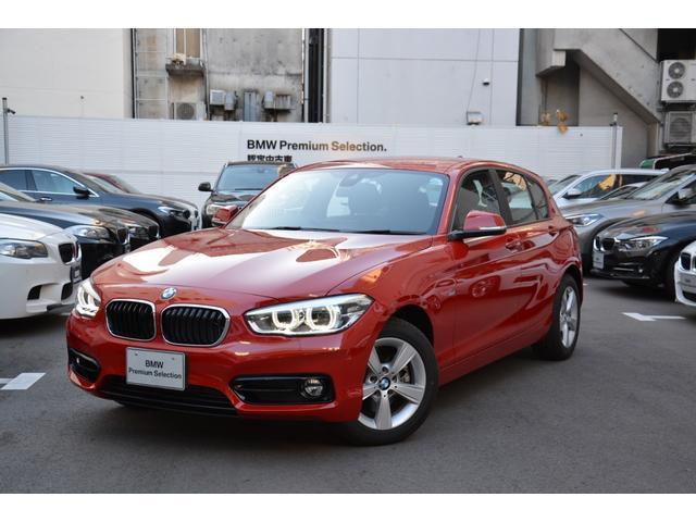 BMW 118i スポーツ レンタカーアップ HDDナビBカメラ