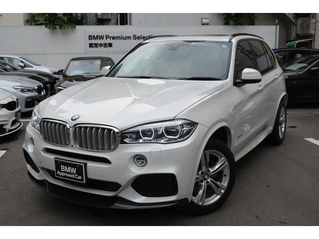 BMW xDrive 35d Mスポーツ ワンオナ禁煙車 モカレザー