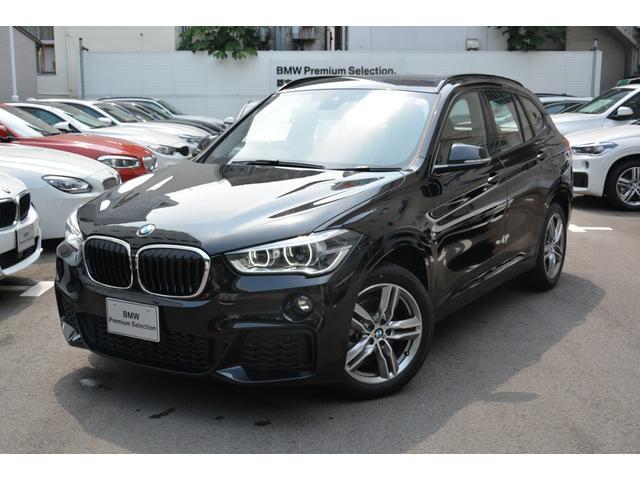 BMW xDrive 18d Mスポーツ 弊社デモカー 追従クルコン
