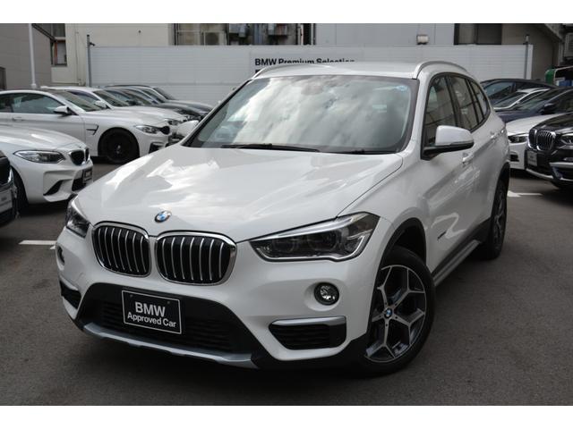 BMW xDrive 18d xライン ワンオナ禁煙車コンフォートP