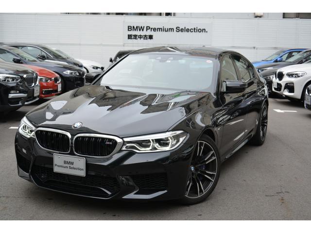 BMW M5 弊社デモカー コンフォートPKG 黒レザー