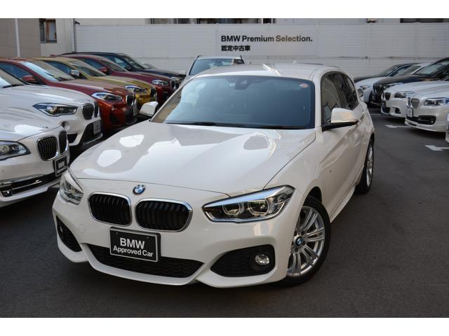 BMW 118i Mスポーツ ワンオナ禁煙車 コンフォートPKG
