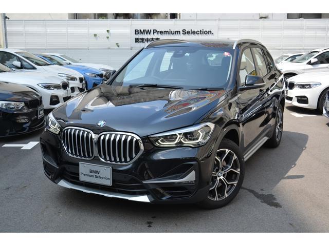 BMW X1 sDrive 18i xライン 元弊社デモカー セーフティP コンフォートP