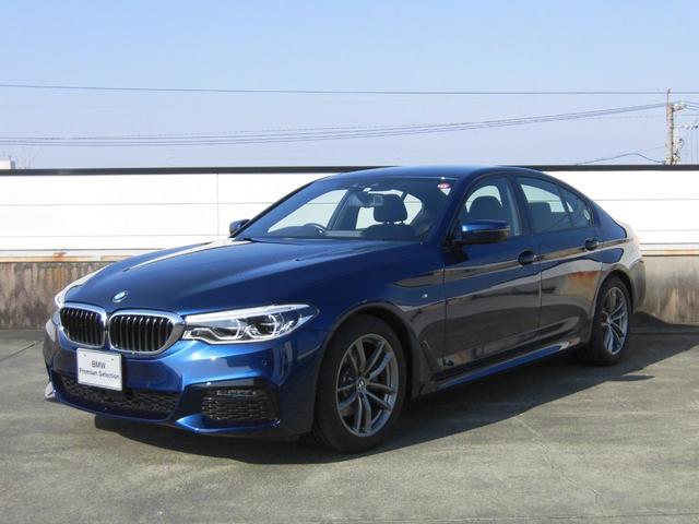BMW 523d xDrive Mスピリット 元弊社デモカー アドバンスパッケージ