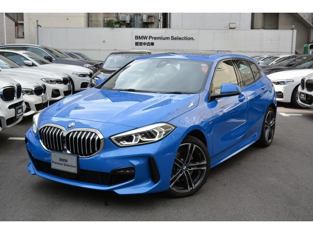 BMW 118i Mスポーツ 元弊社レンタカー ビジョンPKG ナビPKG コンフォートPKG ガラスサンルーフ