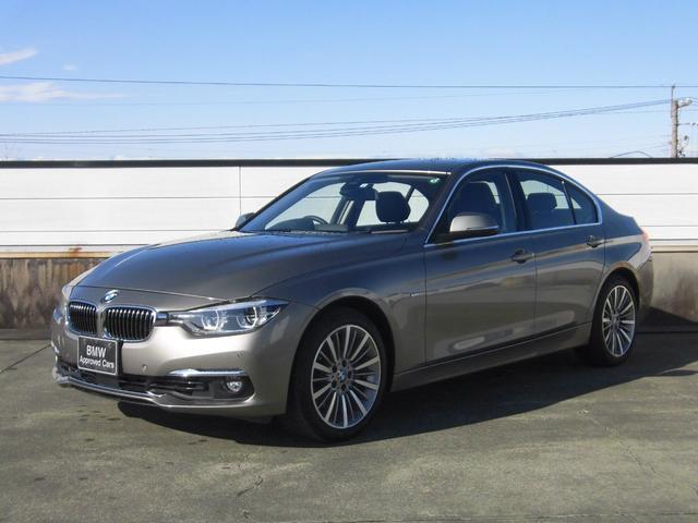 BMW 3シリーズ 340i Luxury ブラックレザー