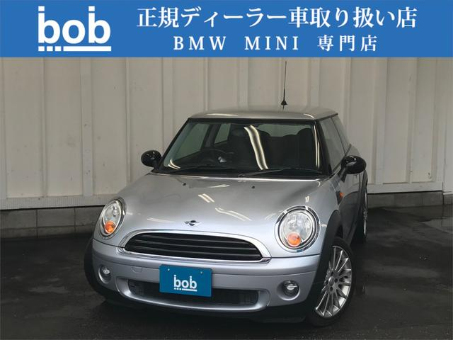 MINI(ミニ) ワン 中古車画像