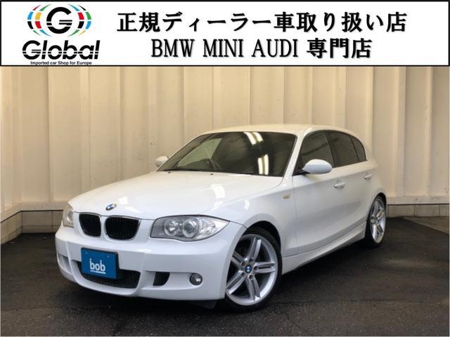 BMW 118i Mスポーツ HDDナビ&TV ワンオーナー 禁煙車