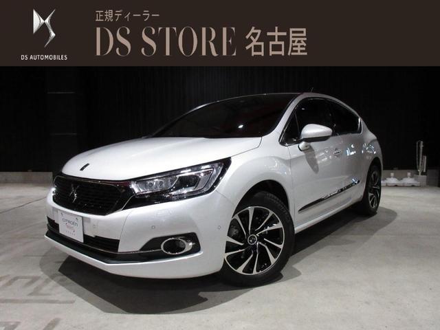 DS4(シトロエン) シック ブルーHDi DS LEDビジョンパッケージ 中古車画像