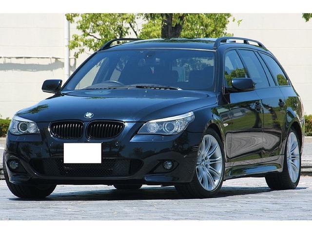 BMW 550iツーリング Mスポーツパッケージ