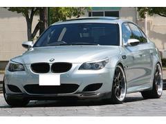 BMWM5 後期 LCI 社外ブレーキ マフラー 21inアルミ