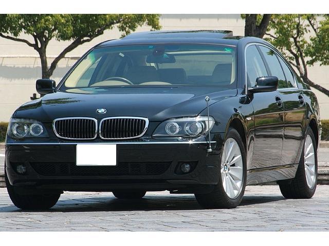 BMW 750i コンフォート ワンオーナー ナビ・フルセグTV