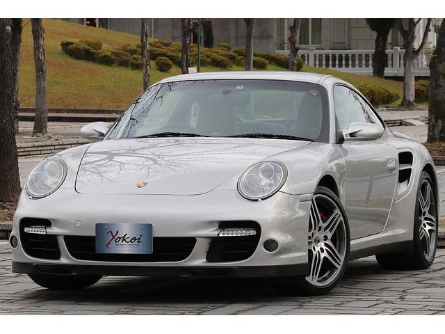 ポルシェ 911 type997ターボ スポーツクロノ 右ハンドル