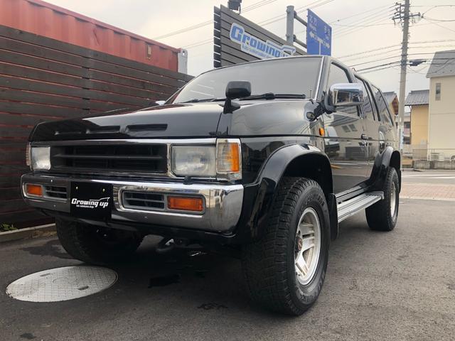 日産 ディーゼルターボ ワイドR3M 5MT 4WD