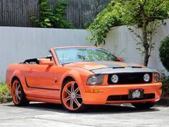フォード マスタングGTコンバーチブル