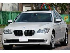 BMW740Li 1オーナー コンフォートP SRナビ TVDVD