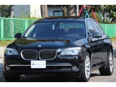 BMWアクティブハイブリッド7L 1オーナー 5人乗 左H 黒革