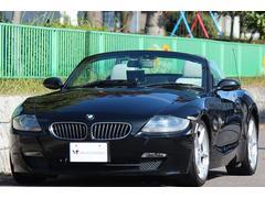 BMW Z4ロードスター2.5i 後期型 白レザー 18AW 外ナビ