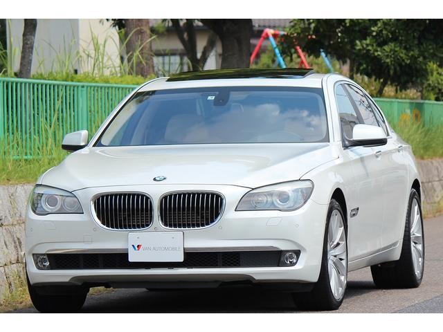 BMW アクティブハイブリッド7 コンフォートP 20AW ナビTV