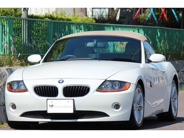BMW 2.2i 電動オープン ベージュ幌&革 ナビ TV 17AW