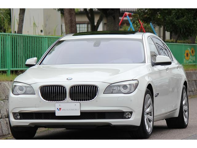 BMW アクティブハイブリッド7LコンフォートP ナビTV Bカメラ