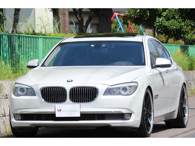 BMW アクティブハイブリッド7コンフォートP 1オーナー 22AW