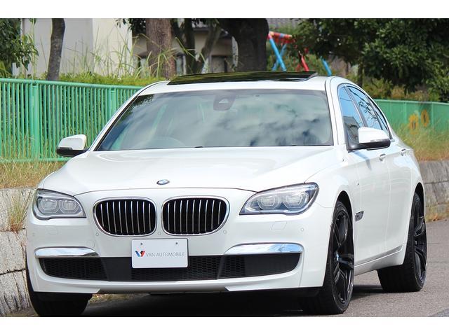 BMW 740iエクスクルーシブスポーツ 1オーナー限定車 20AW