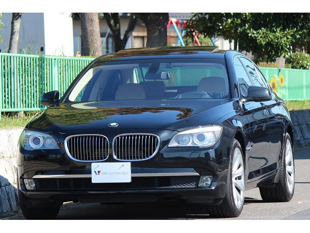 BMW アクティブハイブリッド7 コンフォートP 革 ナビ 地デジ