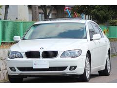 BMW750Li コンフォートシアターP 1オーナー DVDビデオ