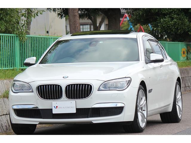 BMW 740iエクスクルーシブスポーツ 30台特別限定車・Individual・Mエアロダイナミクス・サンルーフ・20インチAW・スマートキー・ミラーETC・Mレザーステアリング・ヘッドアップディスプレイ・アクティブクルーズコントロール