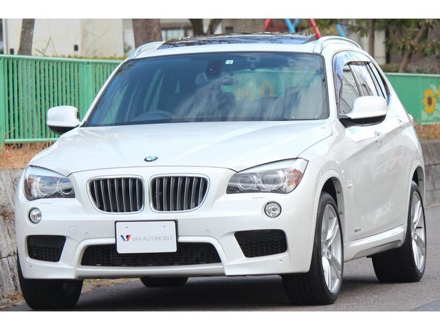 BMW xDrive 20i Mスポーツ 1オーナー・Mスポーツ・パノラマサンルーフ・ハイラインpkg・黒革・パワーシート・シートヒーター・Mエアロダイナミクス・Mスポ18インチ・Bカメラ・DVDビデオ・ドラレコ・AW&スタッドレス付き