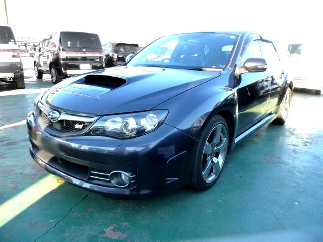 スバル WRX STi 6速MT 18AW AWD HID HDD