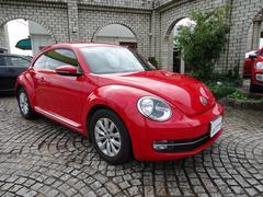 VW ザ・ビートルデザイン 1オーナー 純正フルセグナビ ドラレコ スペアキー