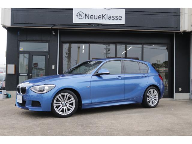 BMW 120i Mスポーツ 1オナ コンフォートアクセス ETC