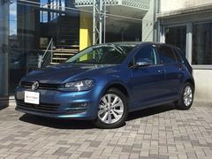 VW ゴルフTSIコンフォートライン ナビ・オートAC・ACC正規認定車