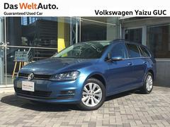 VW ゴルフヴァリアントTSIコンフォートライン ナビ・キセノンライト正規認定車