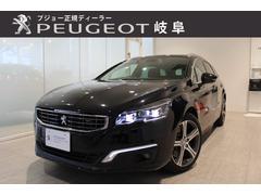 プジョー 508SW GT ディーゼル 純正ナビ 正規認定中古車