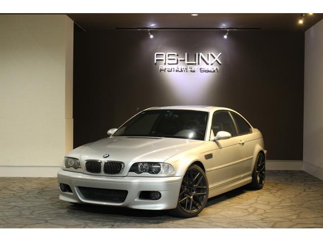BMW M3クーペ 車高調 RECARO ARQRAYマフラー
